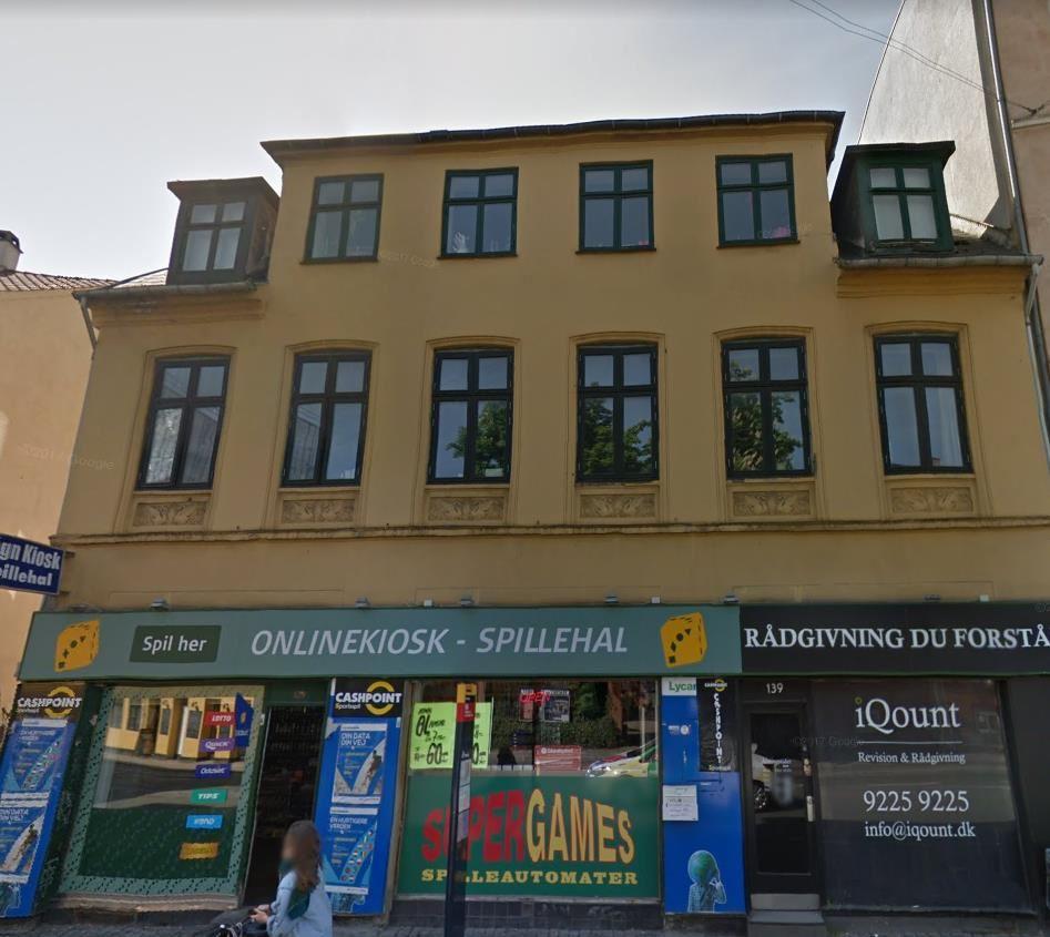 Vesterbrogade 139, st. , 1620 København V