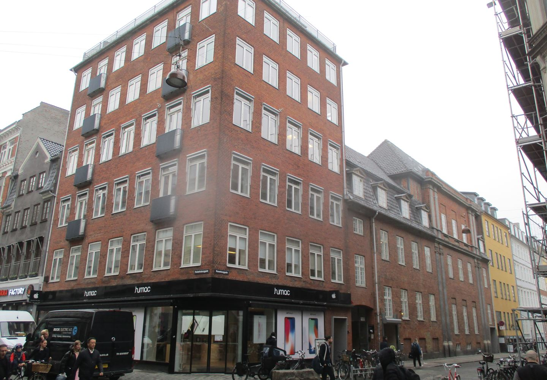 Rosenborggade 1A, 1. , 1130 København K