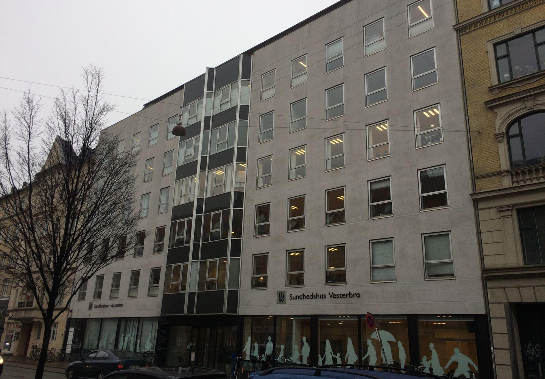 Vesterbrogade 121, 1620 København V