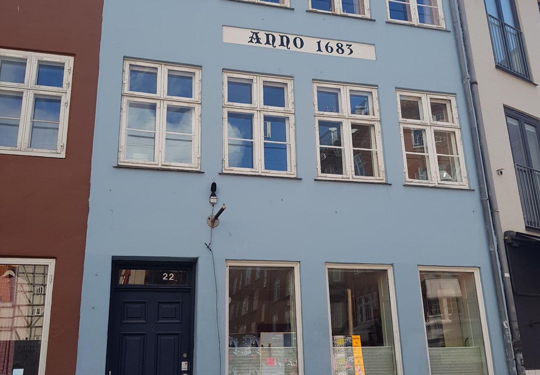 Store Regnegade 22, 1. , 1110 København K