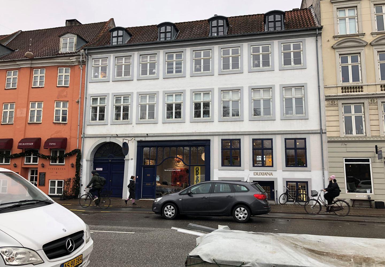 Gothersgade 91, 1. tv, 1123 København K