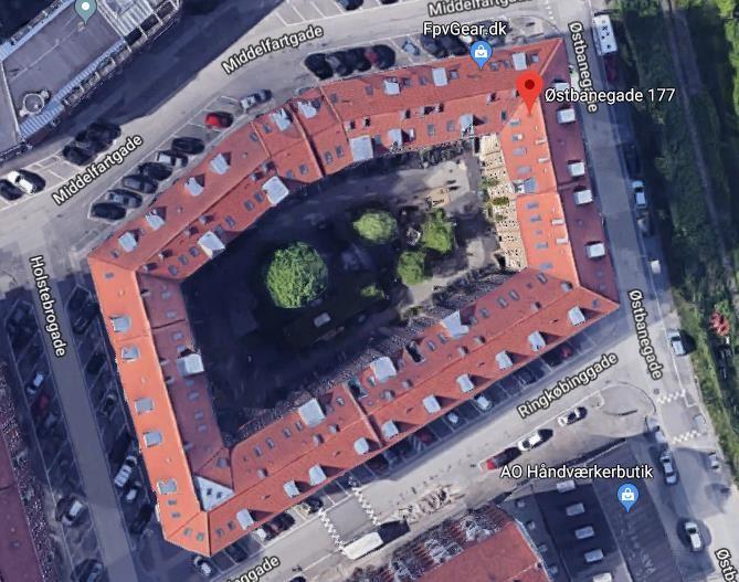 Østbanegade 177, 2. tv, 2100 København Ø