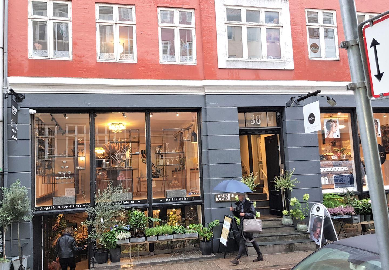 Grønnegade 36, 1. th, 1107 København K