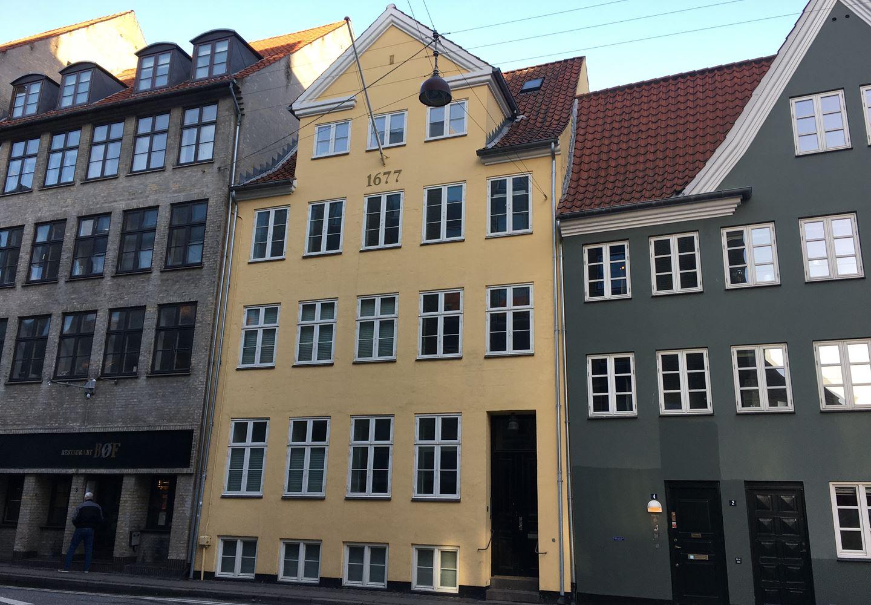 Åbenrå 6, st. , 1124 København K