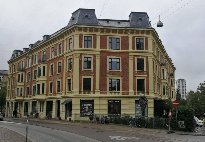 Pile Alle 55A, 2000 Frederiksberg